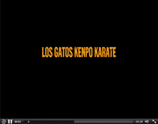 Los Gatos Kenpo Karate